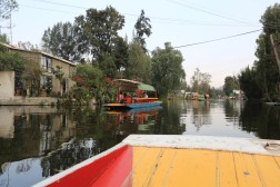 Other boats and houses
