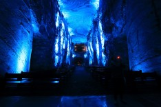 And LED blue