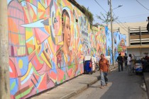 Getsemani, There are murals everywhere