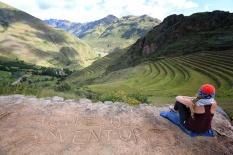 The Curious Adventure heads to Pisac, Peru