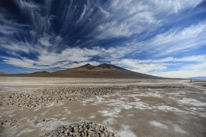 Nowhere, Bolivia