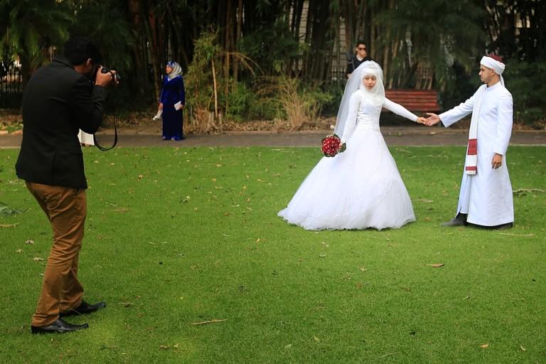 Such a beautiful wedding