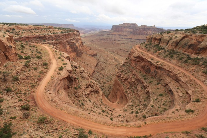 Canyonland Park.  Another view, just a few minutes away.