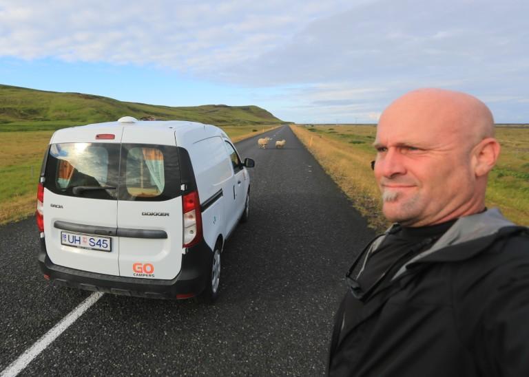 Iceland RV