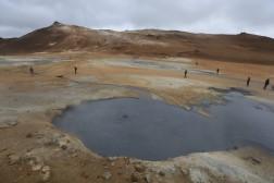 Volcanic Landscape at Stokkur
